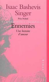Ennemies, une histoire d'amour - Intérieur - Format classique