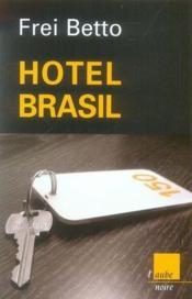 Hotel brasil - Couverture - Format classique