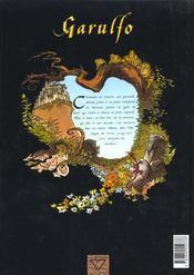 Garulfo t.4 ; l'ogre aux yeux de cristal - 4ème de couverture - Format classique