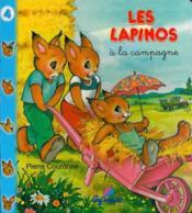 LAPINOS T.4 ; à la campagne - Couverture - Format classique