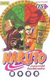 Naruto t.15 - Intérieur - Format classique