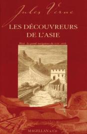 Les découvreurs de l'Asie - Couverture - Format classique