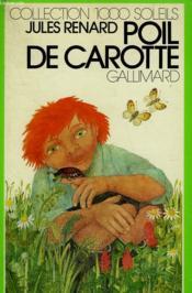 Poil De Carotte. Collection : 1 000 Soleils. - Couverture - Format classique