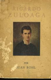 Ricardo Zuloaga (1867-1932) - Couverture - Format classique