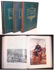 Trente ans d'Histoire 1871-1900 en 3 Tomes - Couverture - Format classique