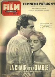 Film Complet N° 465 - La Chair Et Le Diable - Couverture - Format classique