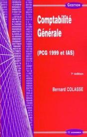Comptabilite generale ; 7e edition - Couverture - Format classique