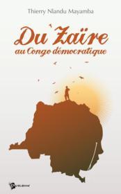 Du Zaïre au Congo démocratique - Couverture - Format classique