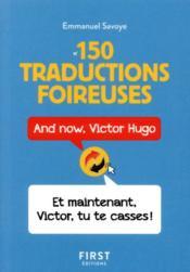 Petit livre de 150 traductions foireuses - Couverture - Format classique
