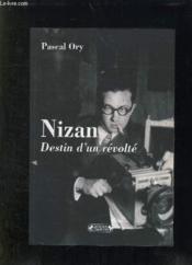 Nizan - Couverture - Format classique