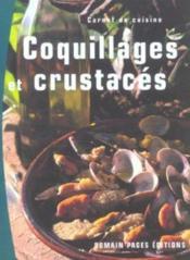 Coquillages Et Crustaces - Couverture - Format classique