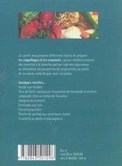 Coquillages Et Crustaces - 4ème de couverture - Format classique