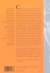 Histoire De La Lutte Contre La Maladie. La Tradition Occidentale De L'Antiquite A La Fin Du Siecle D - 4ème de couverture - Format classique
