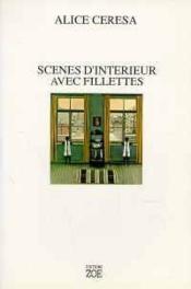 Scenes D'Interieur Avec Fillettes - Couverture - Format classique