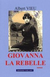 Giovanna la rebelle - Couverture - Format classique