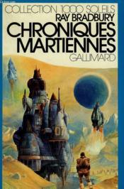 Les Classiques De La Science Fiction. Chroniques Martiennes. Collection : 1 000 Soleils. - Couverture - Format classique