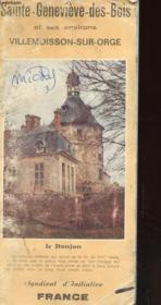 Sainte- Genevieve- Des-Bois Et Ses Environs - Villemoisson-Sur-Orge - Couverture - Format classique