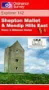 Shepton Mallet/Mendip Hills E. - Couverture - Format classique