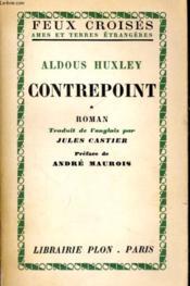 Contrepoint, Tomes 1 Et 2 - Couverture - Format classique