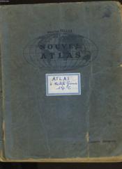 Nouvel Atlas Classique. - Couverture - Format classique