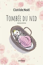 Tombee du nid - nouvelle edition - Couverture - Format classique