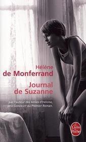Le journal de Suzanne - Intérieur - Format classique