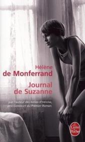 Le journal de Suzanne - Couverture - Format classique