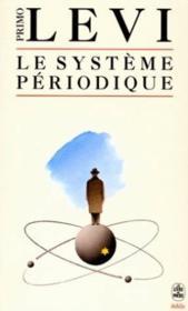 Le système périodique - Couverture - Format classique