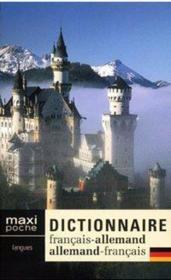 Dictionnaire maxi poche ; français-allemand / allemand-français - Couverture - Format classique