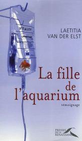 La fille de l'aquarium - Intérieur - Format classique