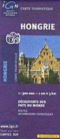 Hongrie - Couverture - Format classique