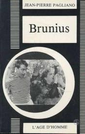 Brunius - Couverture - Format classique