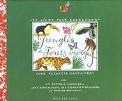 Jungles et forêts vierges - Intérieur - Format classique
