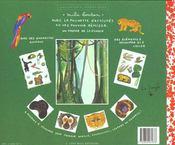 Jungles et forêts vierges - 4ème de couverture - Format classique