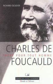 Charles De Foucauld, Frere Pour Tout Homme N69 - Intérieur - Format classique