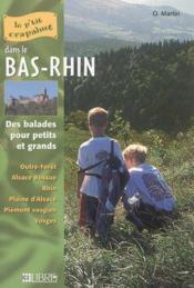 Bas-Rhin - Couverture - Format classique
