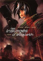 Les insurgés d'Edaleth t.3 ; libération - Intérieur - Format classique