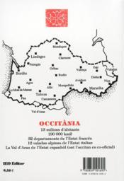 Parli occitan - 4ème de couverture - Format classique