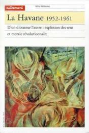 La havane 1952-1961 - Couverture - Format classique