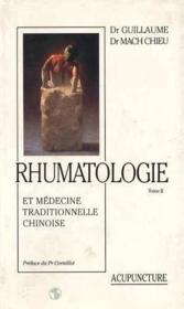 Oeuvre complete rhumatologie t.1 et t.2 - Couverture - Format classique