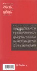 Petit dictionnaire de l'amour fou - 4ème de couverture - Format classique
