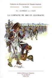 La campagne de 1805 en Allemagne t.2 - Couverture - Format classique