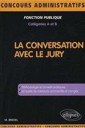 Conversation avec le jury - Intérieur - Format classique