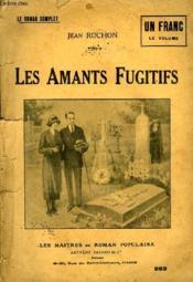 Les Amants Fugitifs. - Couverture - Format classique
