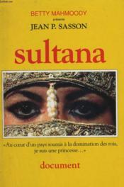 Sultana. - Couverture - Format classique