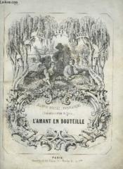 Sous Les Saules : L'Amant En Bouteille Pour Piano Et Chant. - Couverture - Format classique