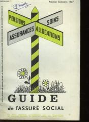 Guide De L'Assure Social - Couverture - Format classique