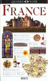 Guides Voir ; France - Intérieur - Format classique