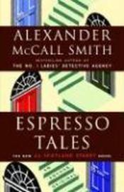 Espresso Tales - Couverture - Format classique