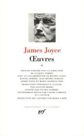 Oeuvres t.2 - Couverture - Format classique